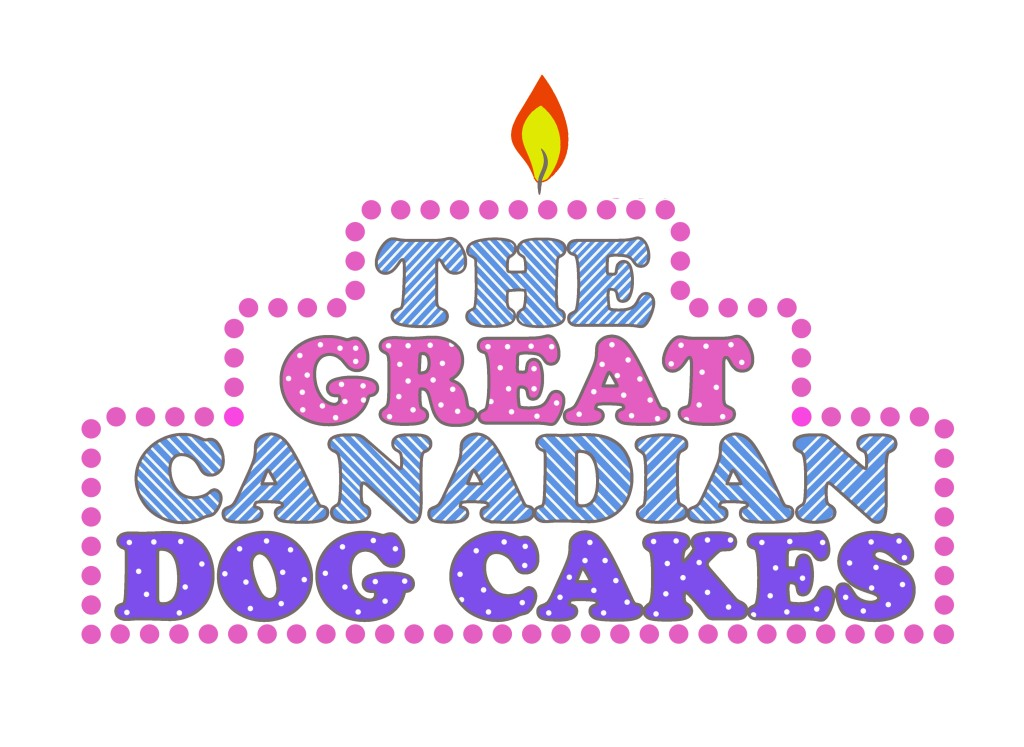 Great Canadian Dog Cakes Logo